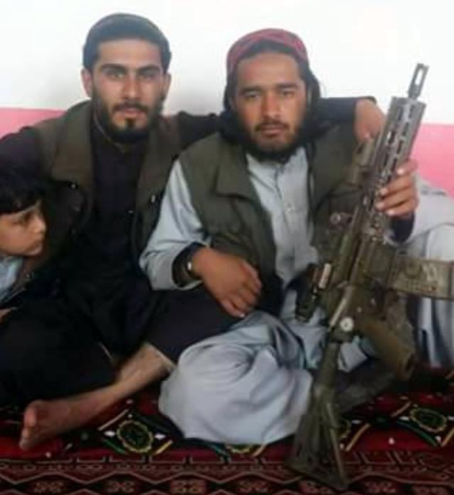 Taliban-captured-Delta-Force-HK416-in-Afghanistan-001