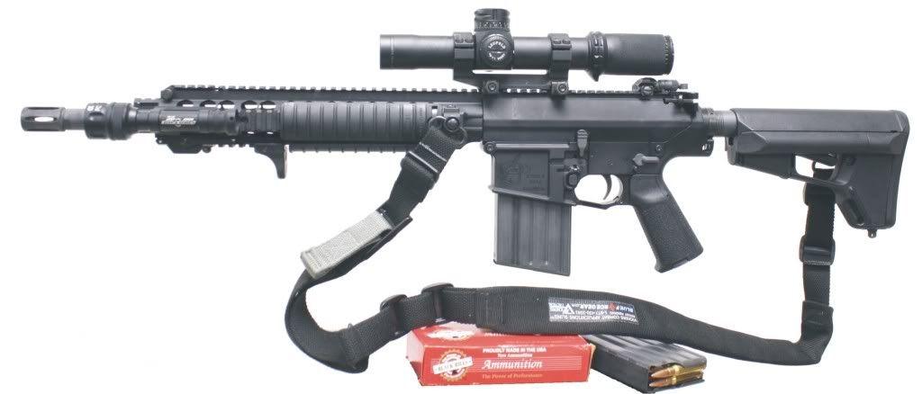 sr25em carbine